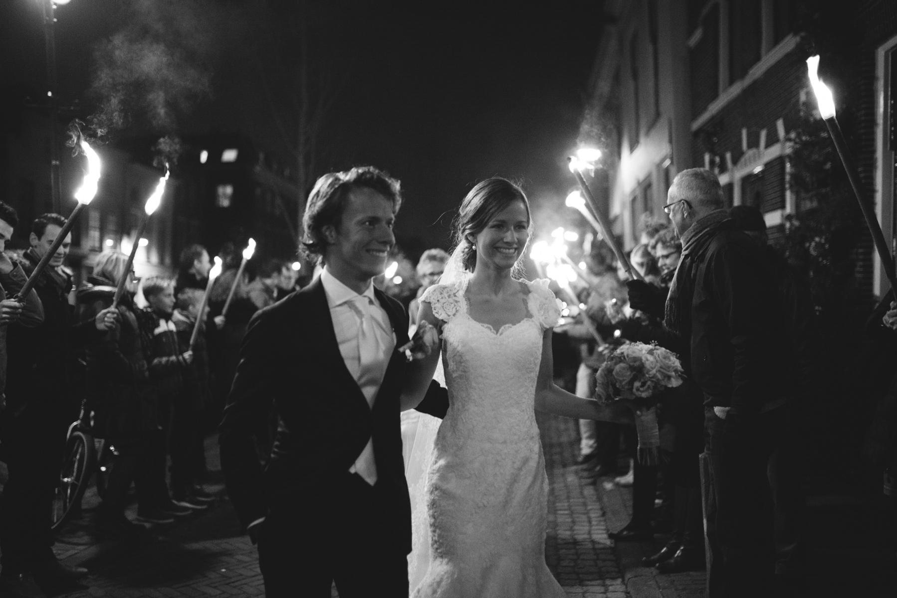 Joost en Marije trouwen in Gouda (57 van 57)