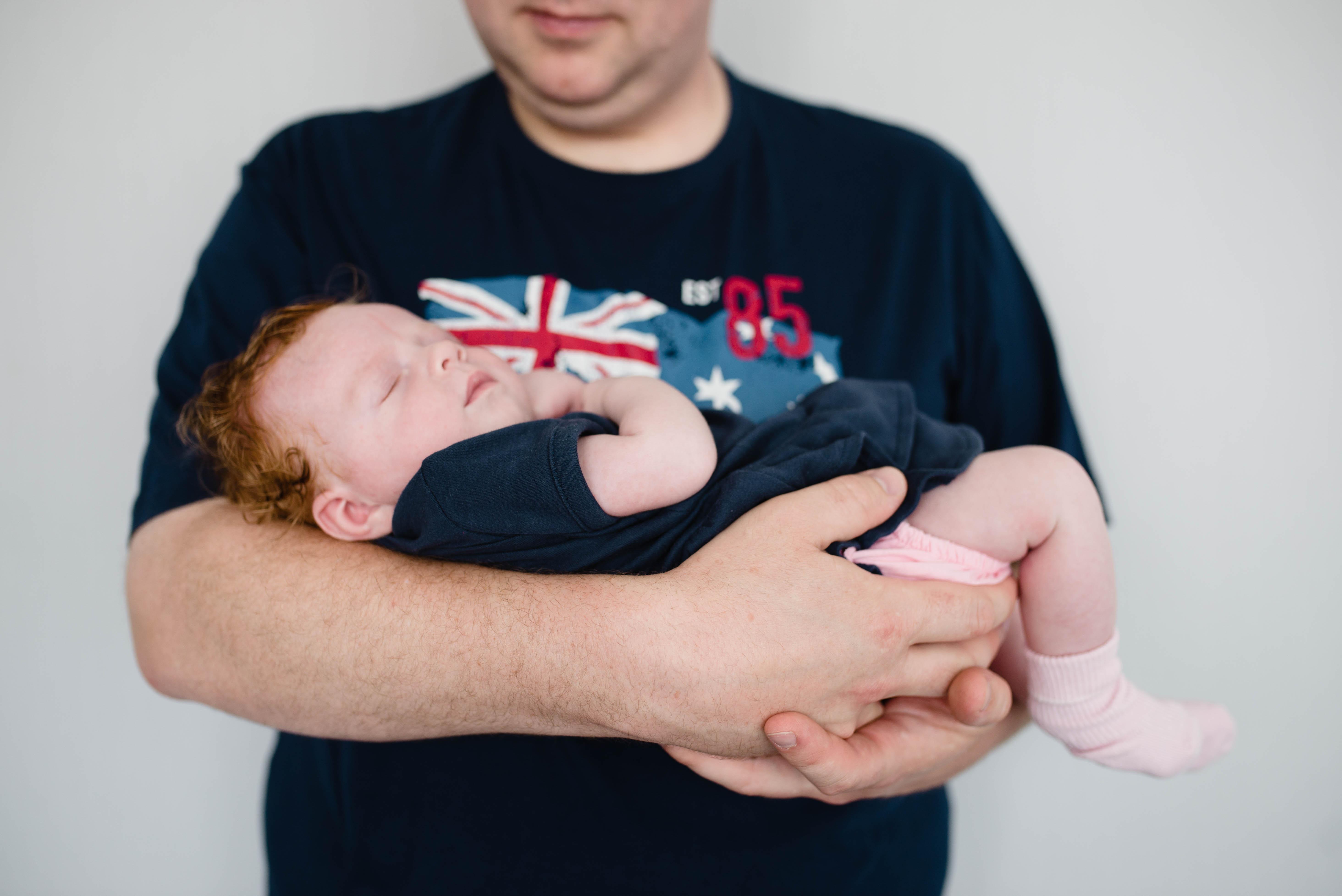 Lieve baby Lieke door Laurie Karine de fotograaf uit Oud-Beijerland (1 van 1)