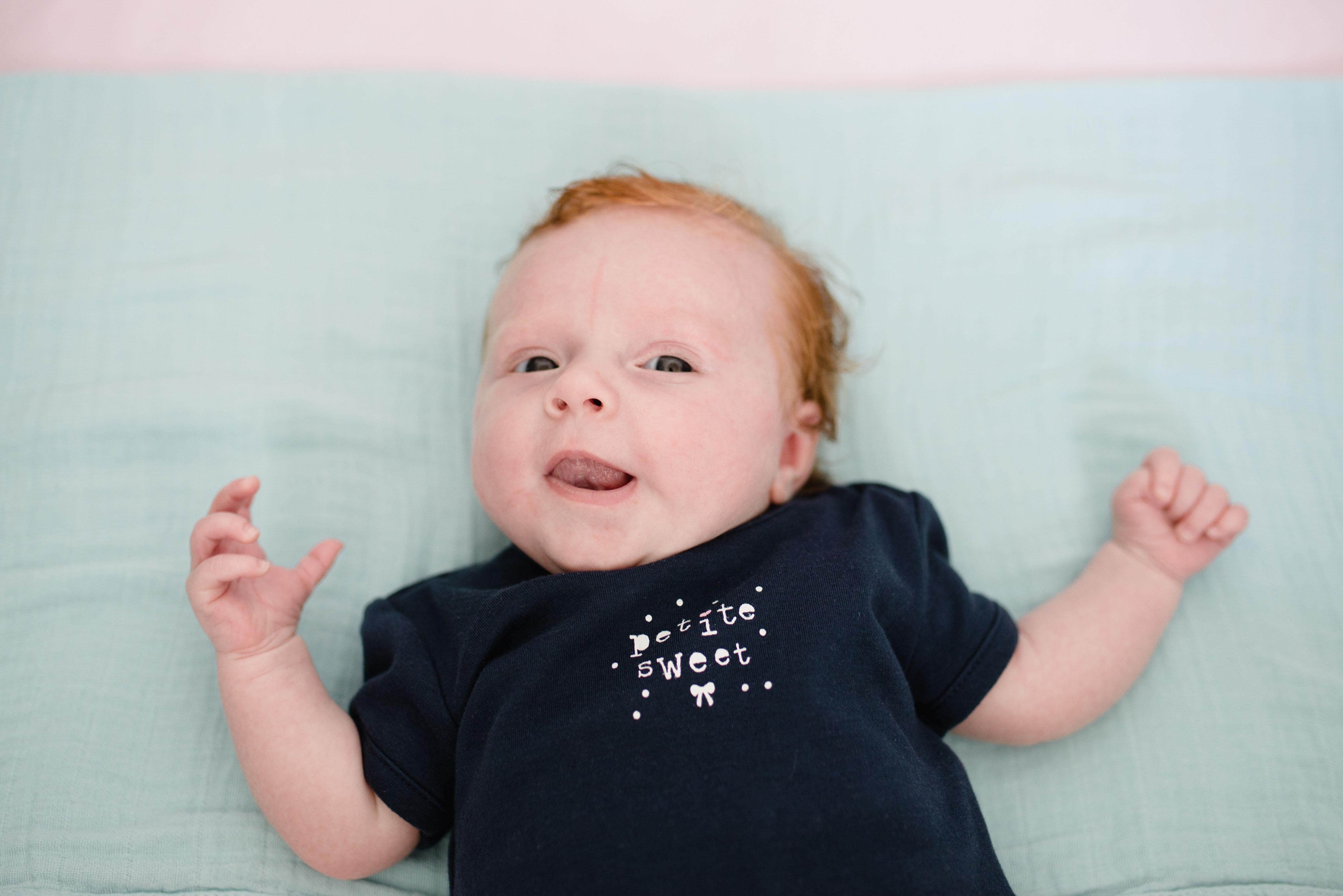 Lieve baby Lieke door Laurie Karine de fotograaf uit Oud-Beijerland (1 van 23)