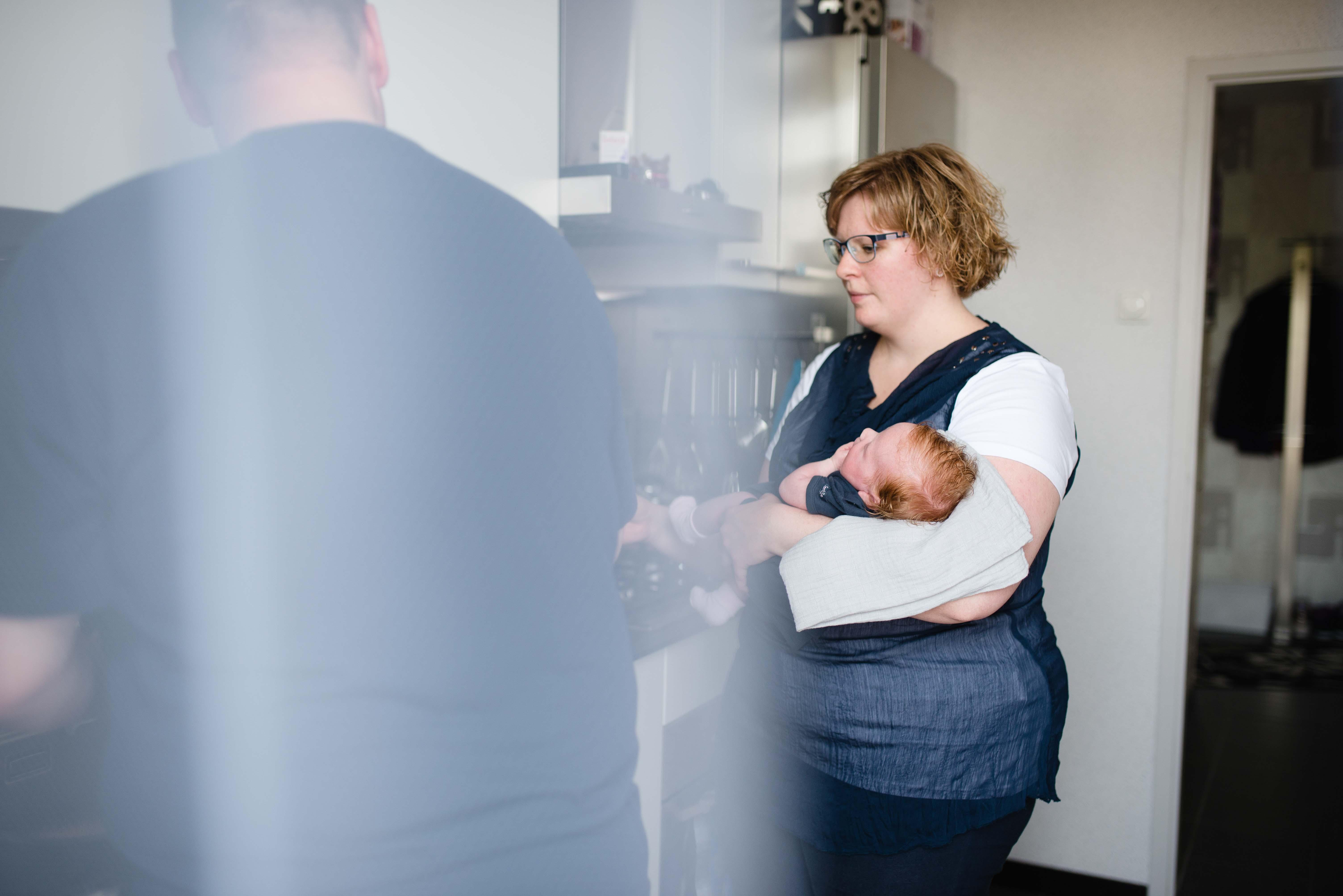 Lieve baby Lieke door Laurie Karine de fotograaf uit Oud-Beijerland (2 van 23)