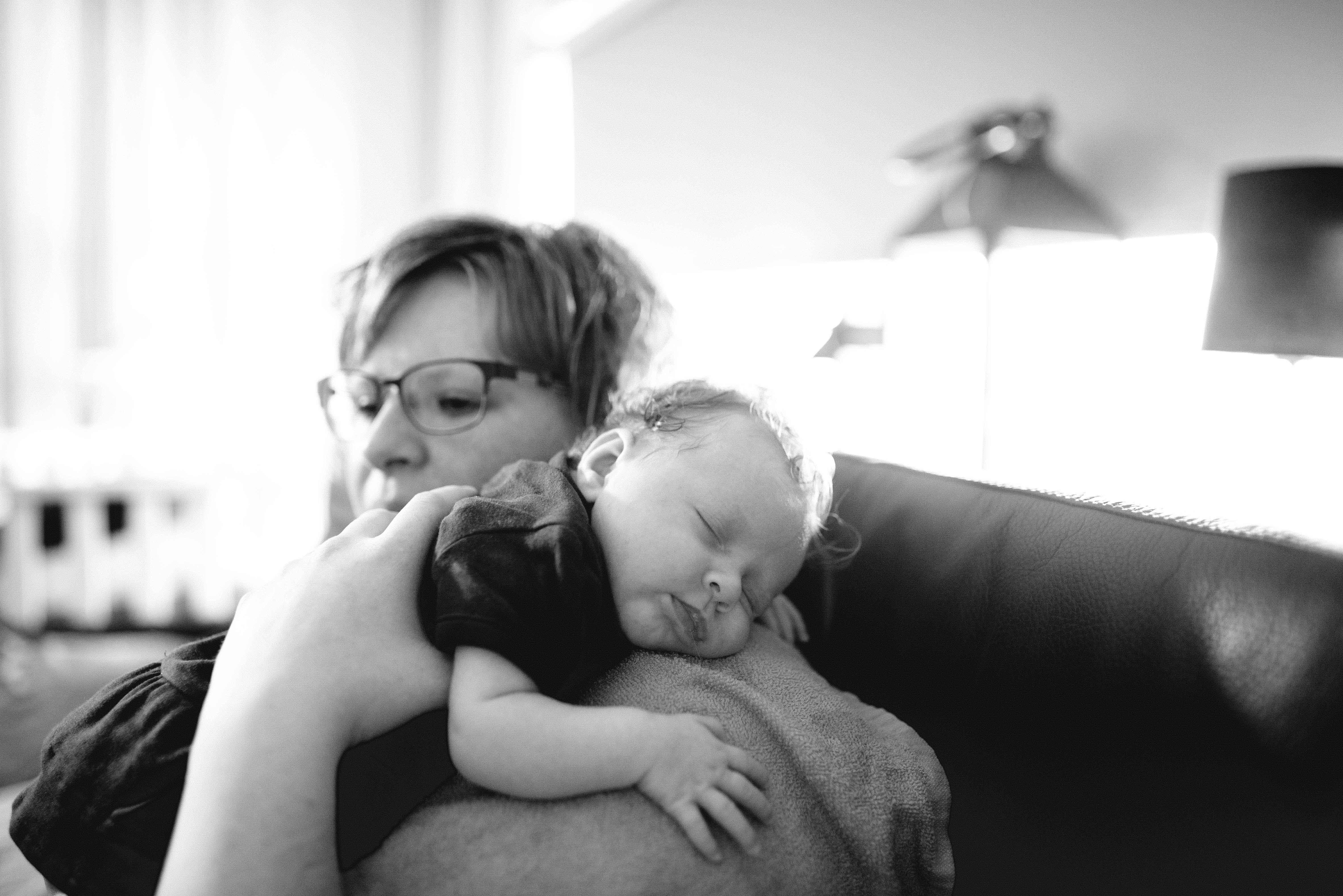 Lieve baby Lieke door Laurie Karine de fotograaf uit Oud-Beijerland (3 van 23)